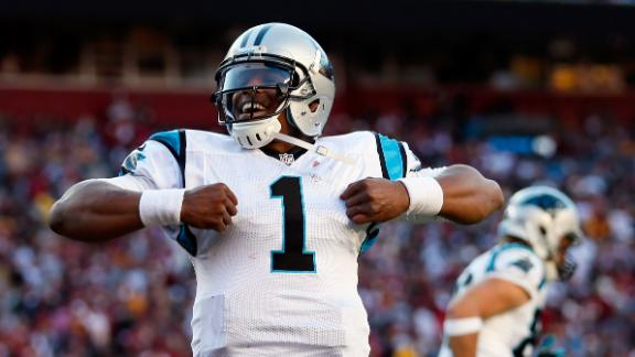 Video - Cam Newton's Super Celebration