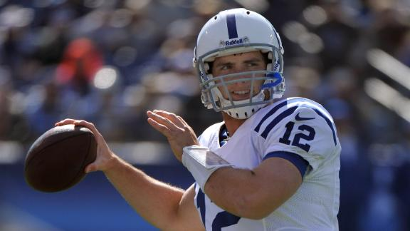 Video - Is Andrew Luck's Season Unprecedented?