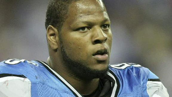 Video - Suh Again Voted Dirtiest Player