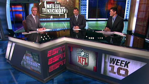 Video - NFL Live Week 10 Picks