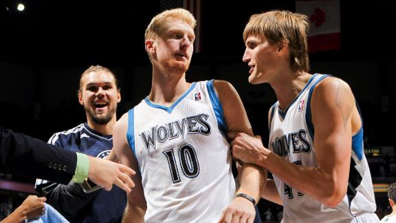 Video - Budinger Propels Timberwolves In Final Second