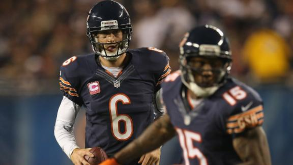 Video - Bears' Offense Gets Ready for Texans' Defense