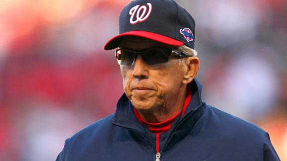 Video - Davey Johnson Close To New Contract