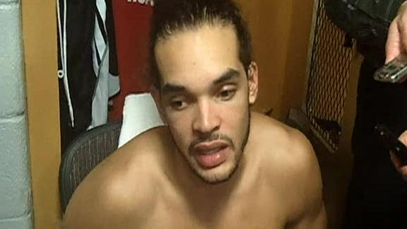 Video - Joakim Noah On Bulls' Loss