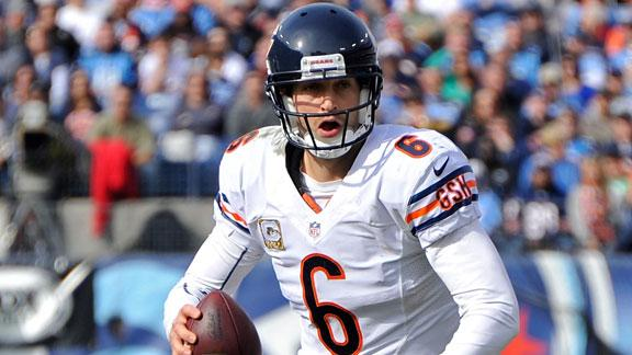 Video - Cutler Wants To End His Career With Bears