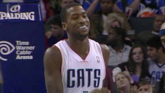 Video - Bobcats Top Mavs In OT