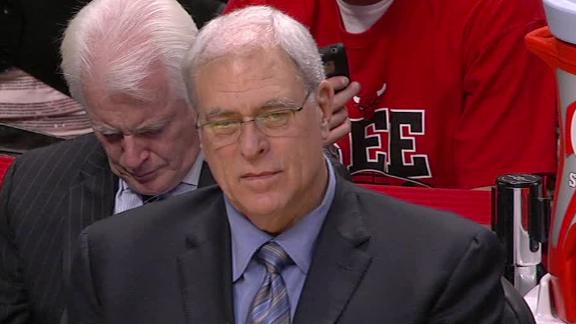 Video - Why Would Phil Jackson Come Back?