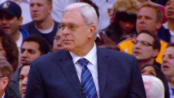 Video - Phil Jackson Latest