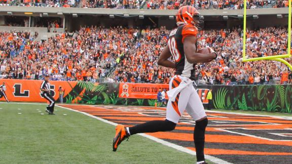 Video - Bengals Stun Giants, 31-13