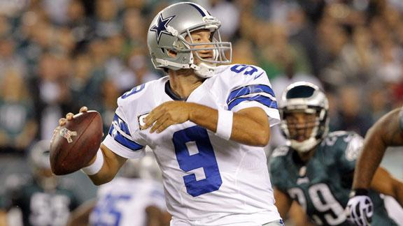 Video - Sunday Blitz: Cowboys-Eagles Recap