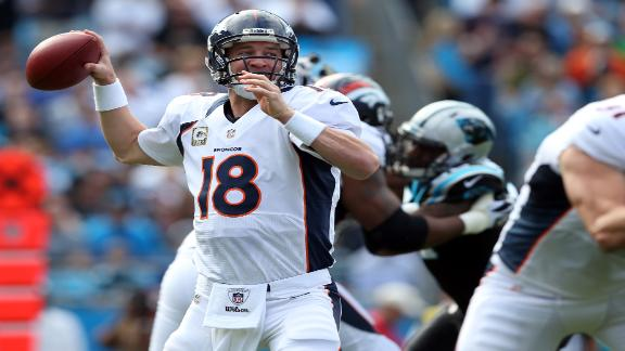 Video - Sunday Blitz: Broncos-Panthers Recap