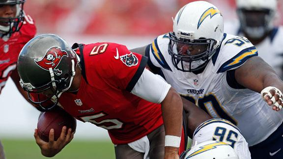 Video - Sunday Blitz: Chargers-Buccaneers Recap