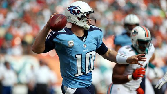Video - Sunday Blitz: Titans-Dolphins Recap