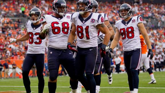 Video - NFL32OT: Texans Are Right On Track