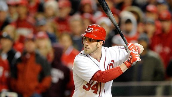 Video - Bryce Harper On Winning Rookie Of The Year