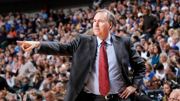 Video - Van Gundy Surprised By D'Antoni Hiring