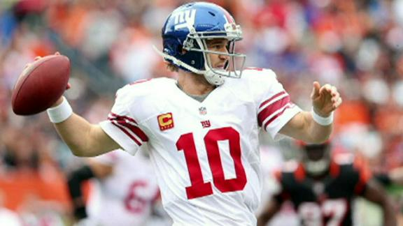 Video - Does Eli Have A Tired Arm?