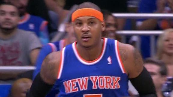 Knicks start 5-0 for first time since 1993-94