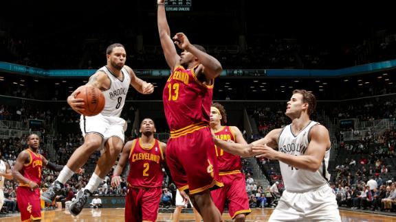 Video - Nets Ruin Varejao's Stellar Night