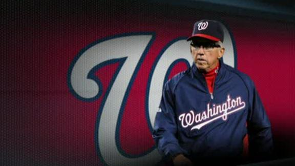 Video - Davey Johnson Named NL Manager Of The Year