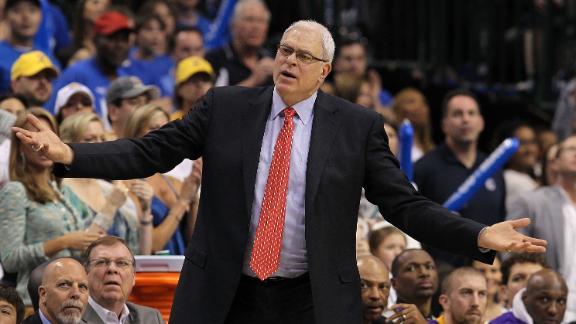 Video - Did Lakers Mistreat Phil Jackson?