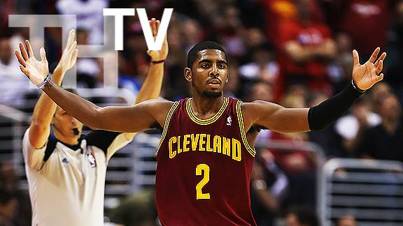 Video - TrueHoop TV: Kyrie Irving's Motivation