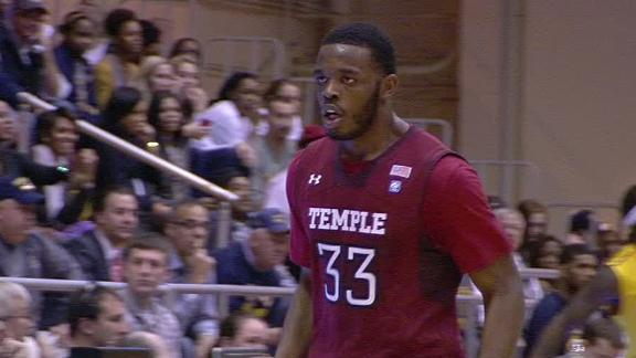 Randall is the key for Temple's stretch run