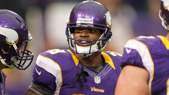 Vikings' Peterson says arrest charges dropped