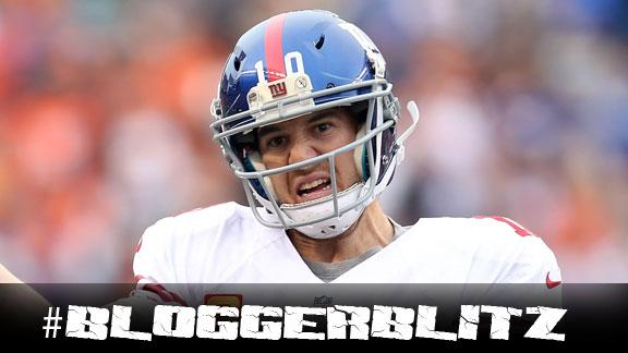 Video - Blogger Blitz: Is Eli Tired?