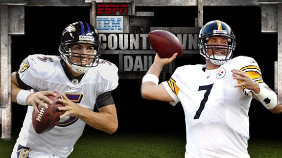 Video - Countdown Daily AccuScore: BAL-PIT