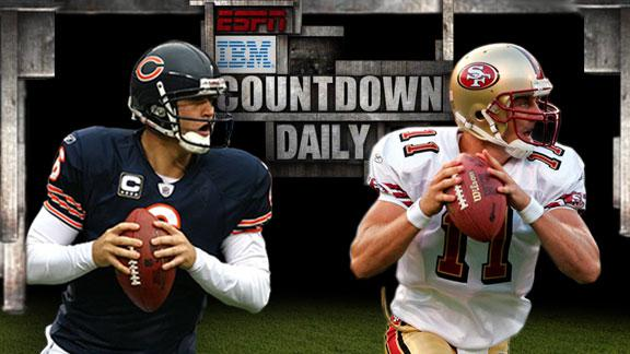 Video - Countdown Daily AccuScore: CHI-SF