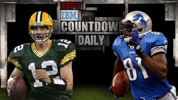 Video - Countdown Daily AccuScore: GB-DET