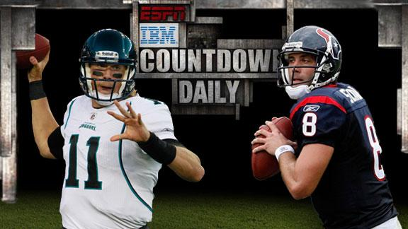 Video - Countdown Daily AccuScore: JAC-HOU