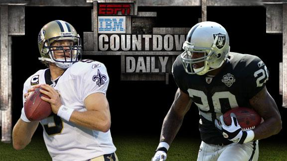 Video - Countdown Daily AccuScore: NO-OAK