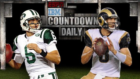 Video - Countdown Daily AccuScore: NYJ-STL