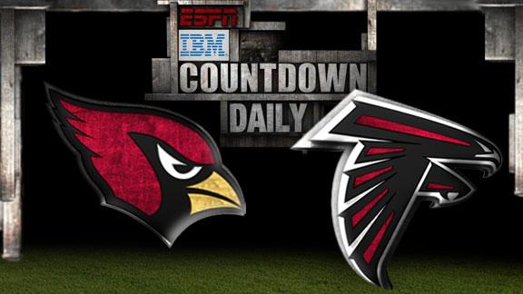 Video - Countdown Daily Prediction: Cardinals-Falcons