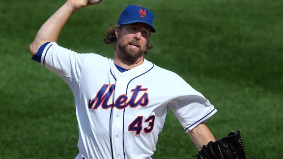 Video - R.A. Dickey Wins NL Cy Young Award