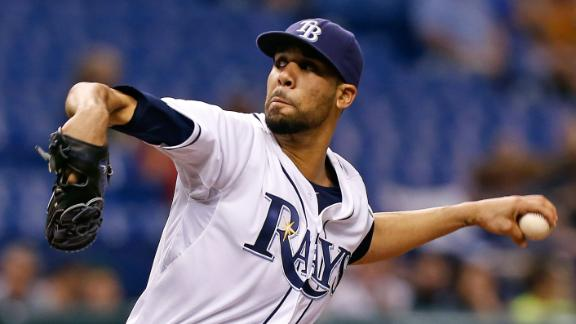 Video - David Price On Winning AL Cy Young
