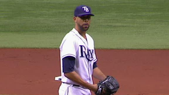 Video - David Price Wins AL Cy Young Award