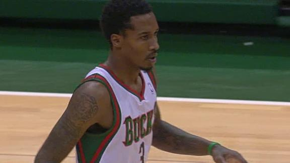 Video - Bucks Win Second Straight