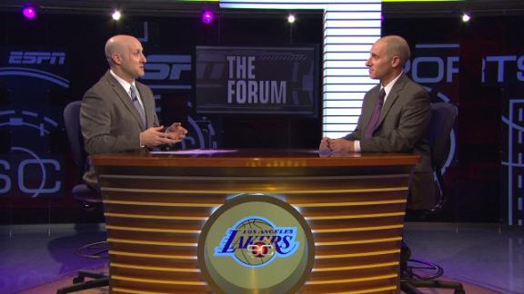 Video - The Forum: State Of The Lakers