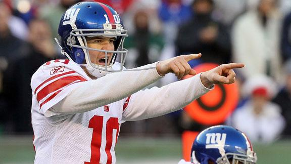 Video - Phil Simms Says Eli Manning Is Not Elite