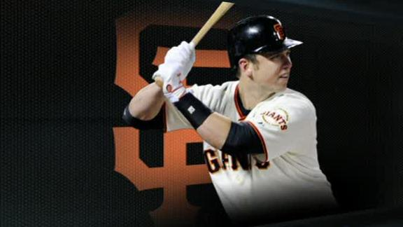 Video - Buster Posey On Winning NL MVP