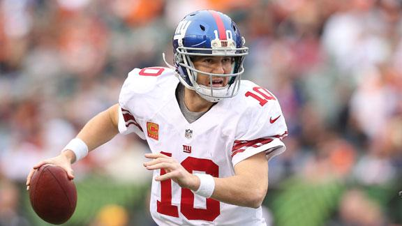 Video - Giants Struggling Heading Into Bye Week
