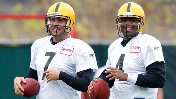 Video - Can The Steelers Beat The Ravens Without Big Ben?