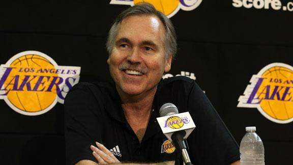 Video - Are You Buying D'Antoni As Lakers Head Coach?