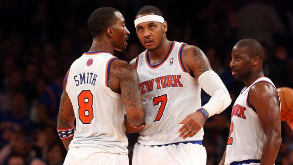 Video - Knicks A Legitimate Threat To Heat?