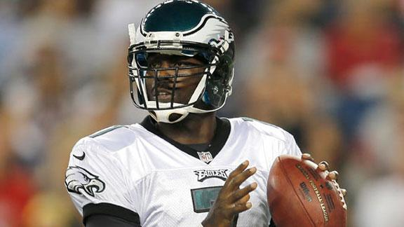 Video - Michael Vick's NFL Future