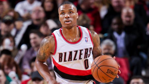 Lillard spurs Blazers to win in OT vs. Rockets