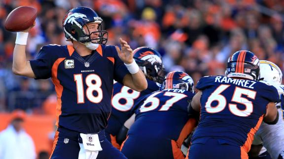 Video - Broncos Edge Chargers